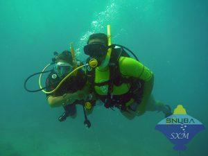 Rescue Diver training Interns