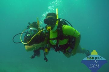 Rescue Diver training Interns