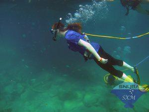SNUBA Dive