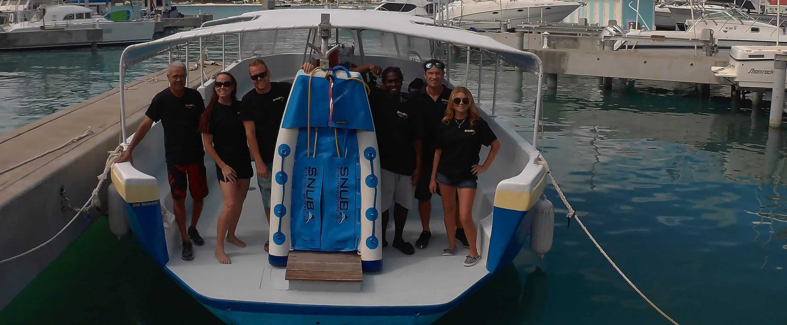 Snuba Sint Maarten – SXM