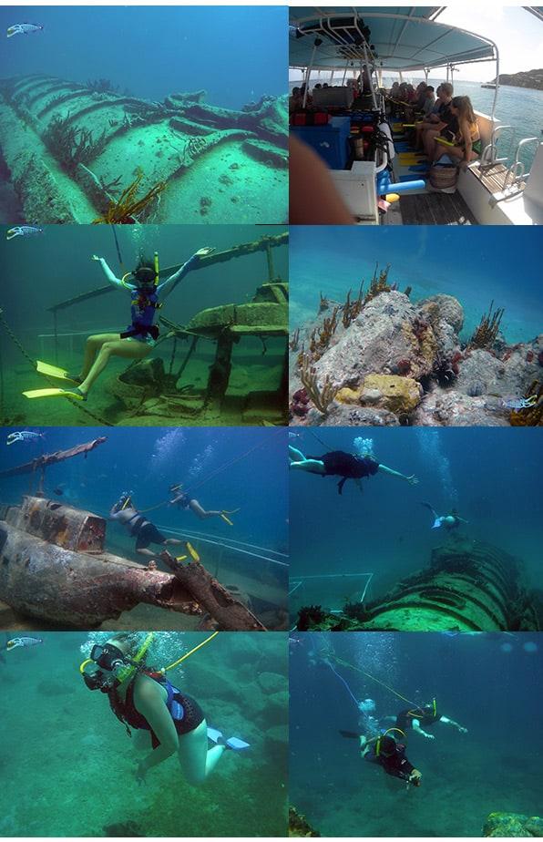 Royal Caribbean Incredible SNUBA Diving Tour in review