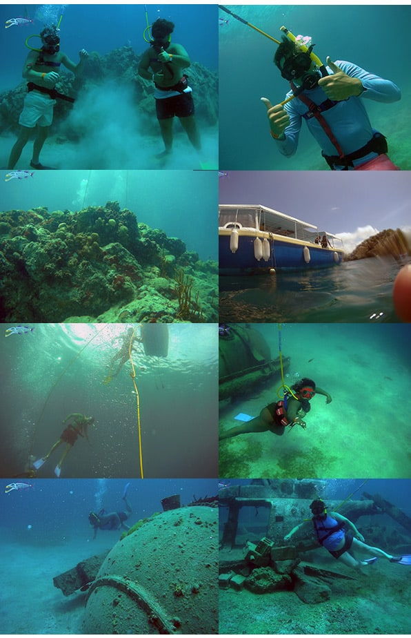 Great Freedom of the Seas Excursion of June 8, sample pictures
