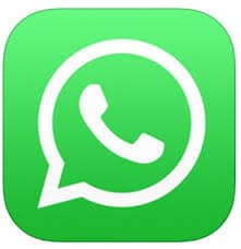 WhatsApp is a good method to contact SNUBA SXM
