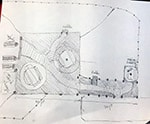 Maintenance and layout plans for the new platform