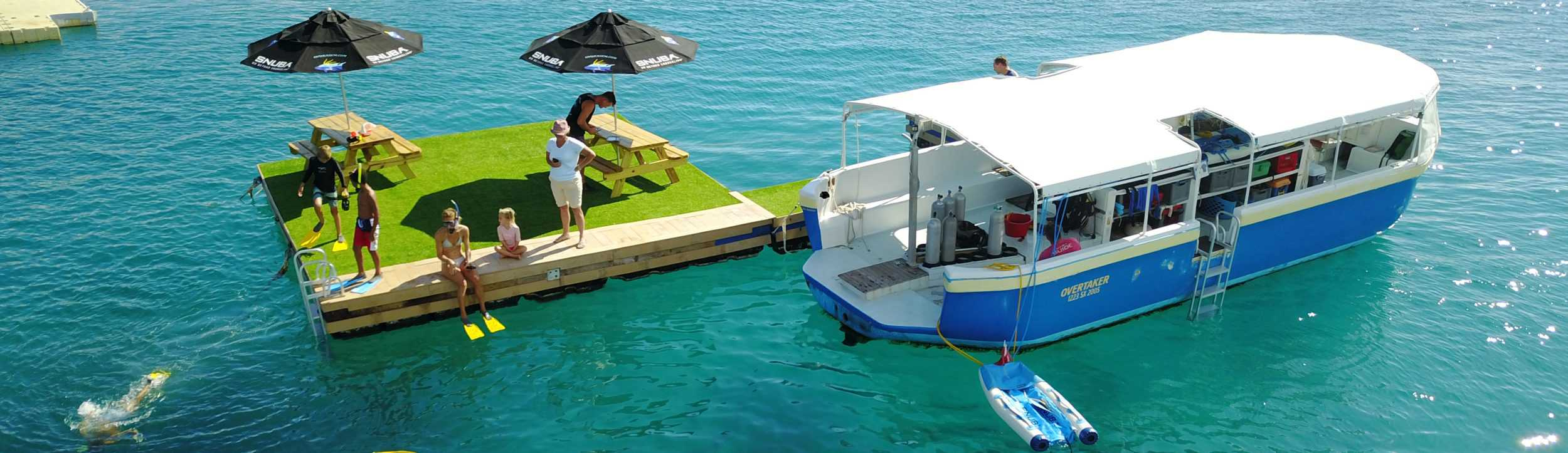 SNUBA Adventure – St Maarten